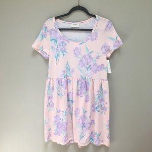 Everyly Nordstrom Pretty Princess Floral Dress